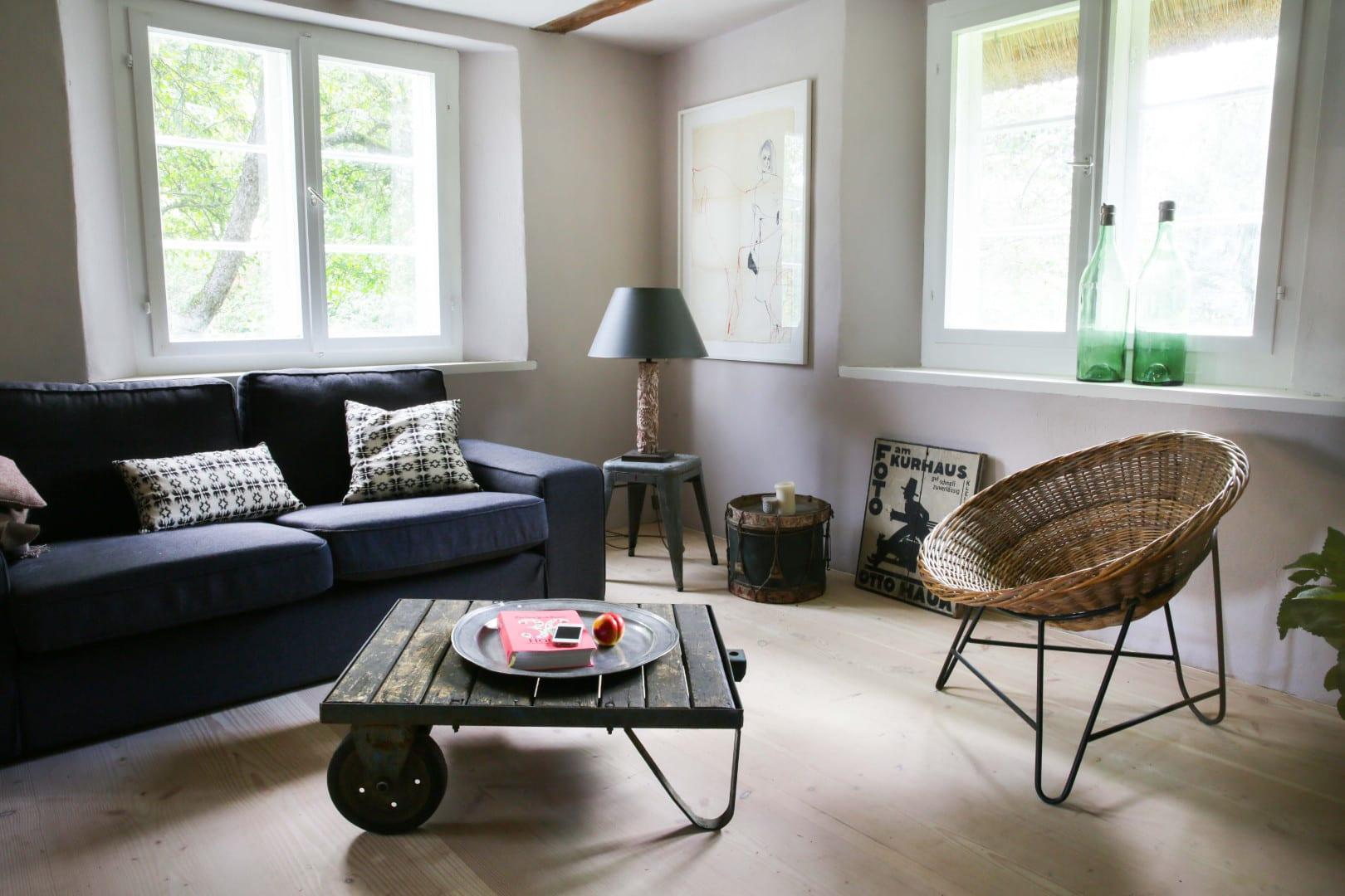 wohnzimmer landhausstil farben wohnideen. Black Bedroom Furniture Sets. Home Design Ideas