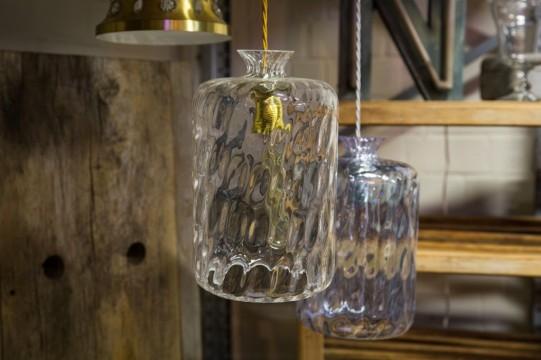 Johanna Schultz Wohnen Hamburg Vintage Lampe Glas (1)