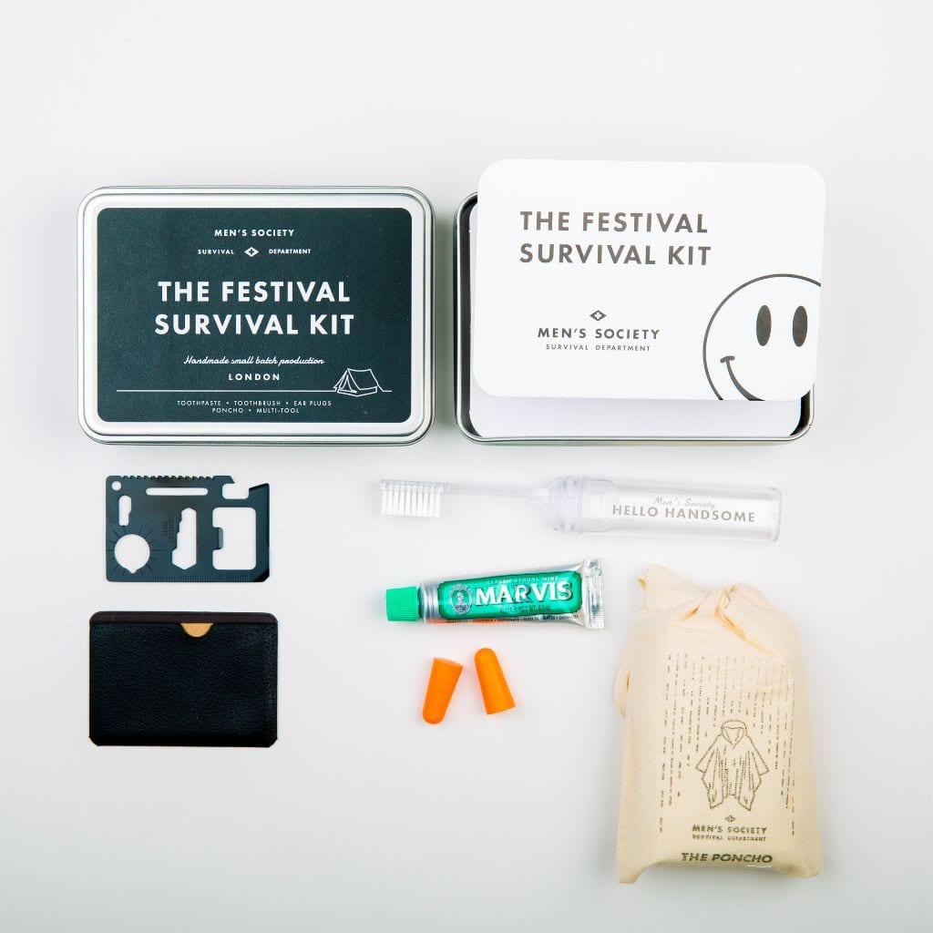 Festival überlebenspaket