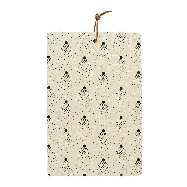 skandinavisches Wohndesign, Geometrisches Muster