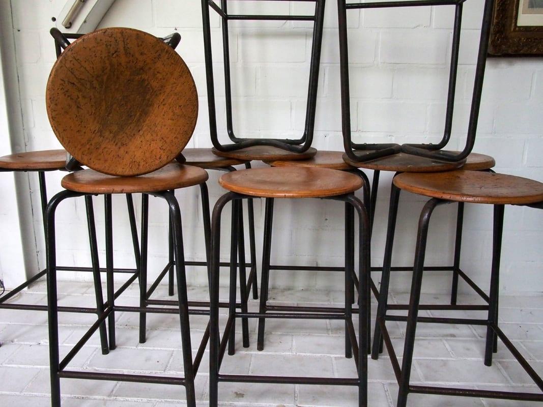 Verzauberkunst Industrial Style Wohnen Das Beste Von Gallery Of Barhocker With