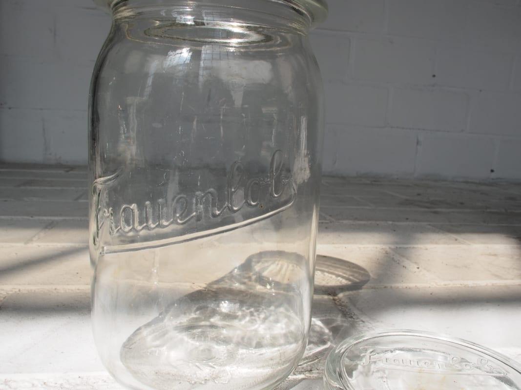 Küchenhandtuch Französisch ~ einmachglas frauenlob johanna schultz wohnen