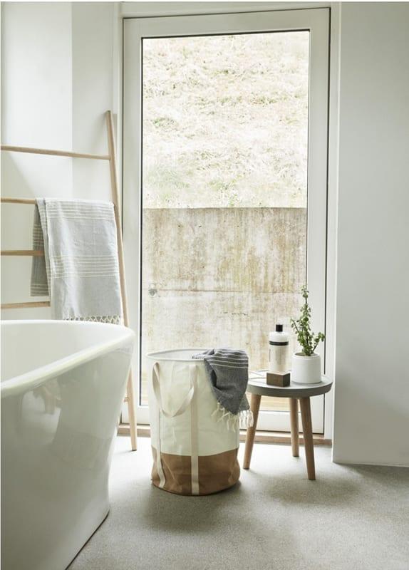 sprossenleiter h bsch interior johanna schultz wohnen. Black Bedroom Furniture Sets. Home Design Ideas