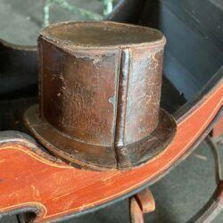 Zylinder-Hutschachtel